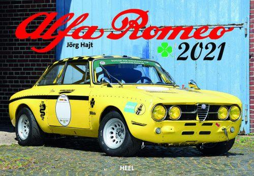 00 Kalender 2021 Alfa Romeo Heel Verlag Serag AG 0