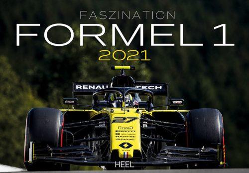 00 Kalender 2021 Faszination Formel 1 Heel Verlag Serag AG 1