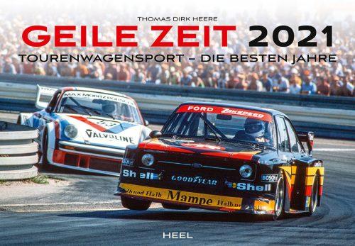 00 Kalender 2021 Geile Zeit Heel Verlag Serag AG 0