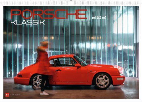 00 Kalender 2020 Porsche Klassiker Delius Klasingn Serag AG 0