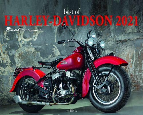 00 Kalender 2021 Best Of Harley Davidson Heel Verlag Serag AG 0