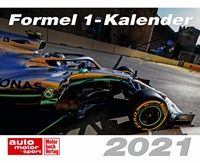 00 Kalender 2021 Der Formel 1 Paul Pietsch Verlag Serag AG 0