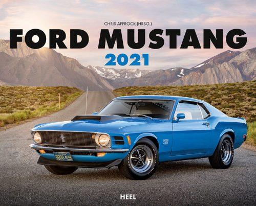 00 Kalender 2021 Ford Mustang Heel Verlag Serag AG 0