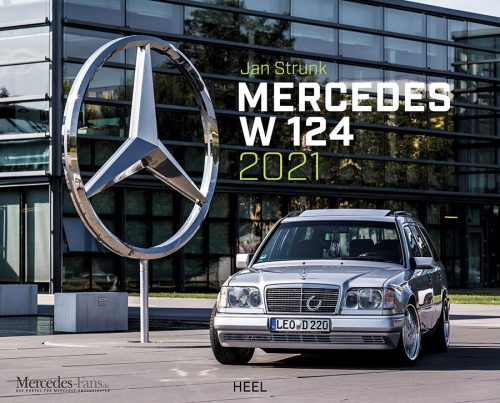 00 Kalender 2021 Mercedes Benz W 124 Heel Verlag Serag AG 0