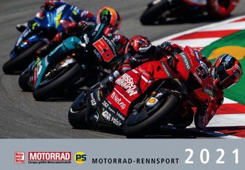 0 Kalender 2021 Motorrad Rennsport Paul Pietsch Verlag Serag AG 0