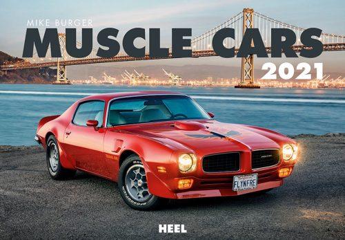 00 Kalender 2021 Muscle Cars Heel Verlag Serag AG 0