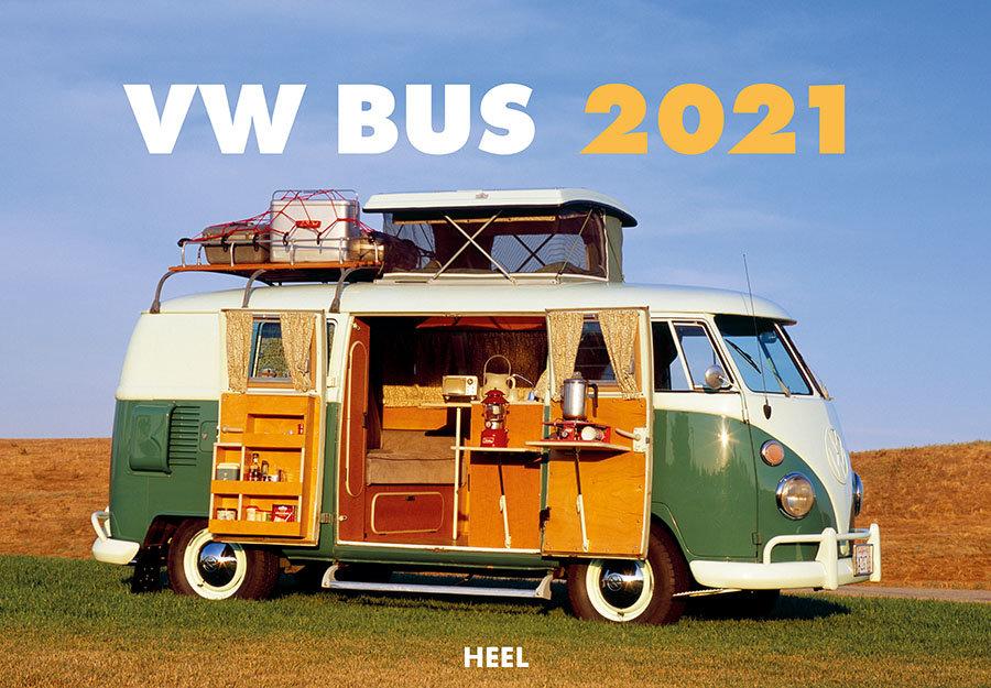 00 Kalender 2021 VW Bus Heel Verlag Serag AG 0