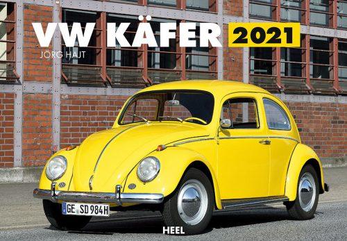 00 Kalender 2021 VW Käfer Heel Verlag Serag AG 0