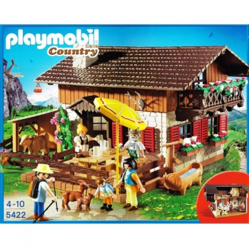 Playmobile 5422. Alphütte