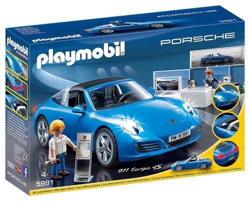 Playmobil-Porsche 911 Targa 4S