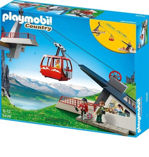 Playmobil - Seilbahnstation