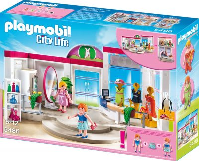 Playmobil - Modeboutique