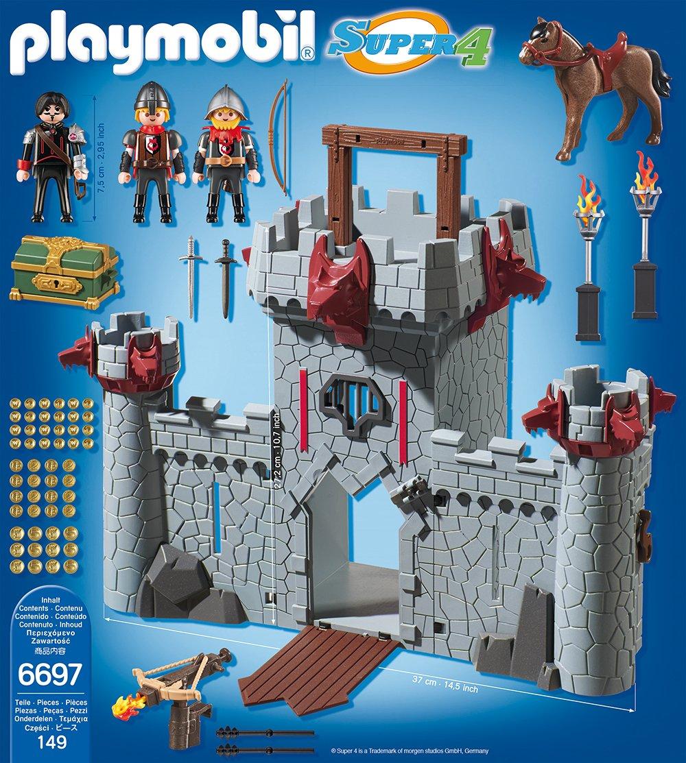 Playmobil - Burg des schwarzen Baren