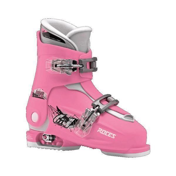 Roces Idea_Rosa _Gr. 36 bis 40_ Kinder Skischuhe
