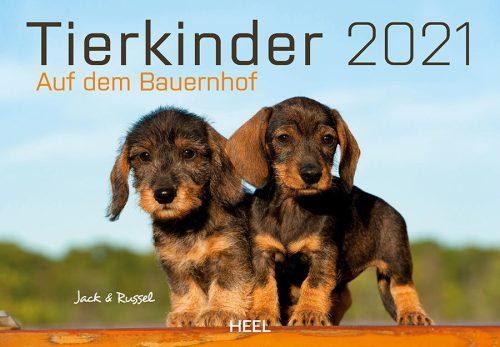 00 Kalender 2021 Tierkinder Auf Dem Bauernhof Heel Verlag Serag AG 0
