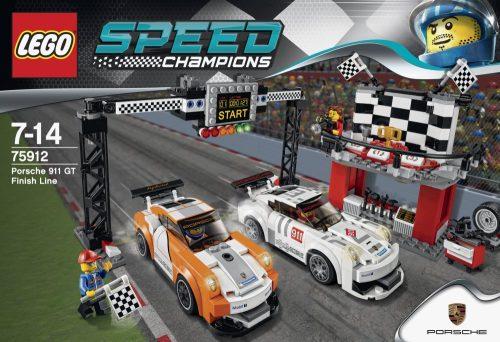 01 1 Porsche 911 GT Ziellinie