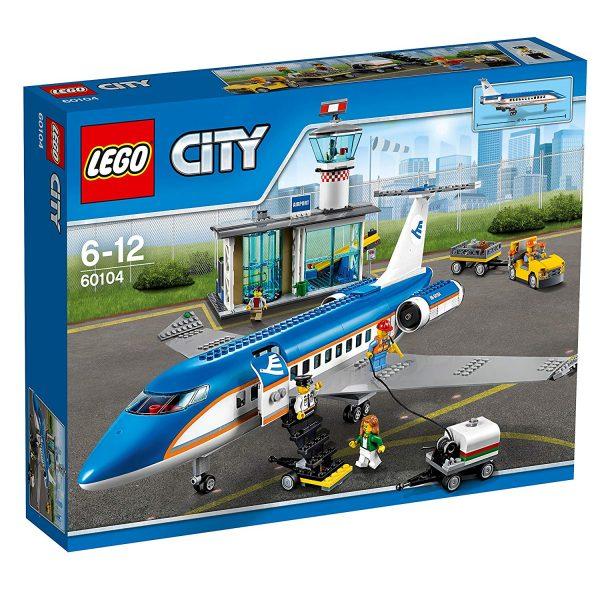 01 Flughafen Abfertigungshalle 60104