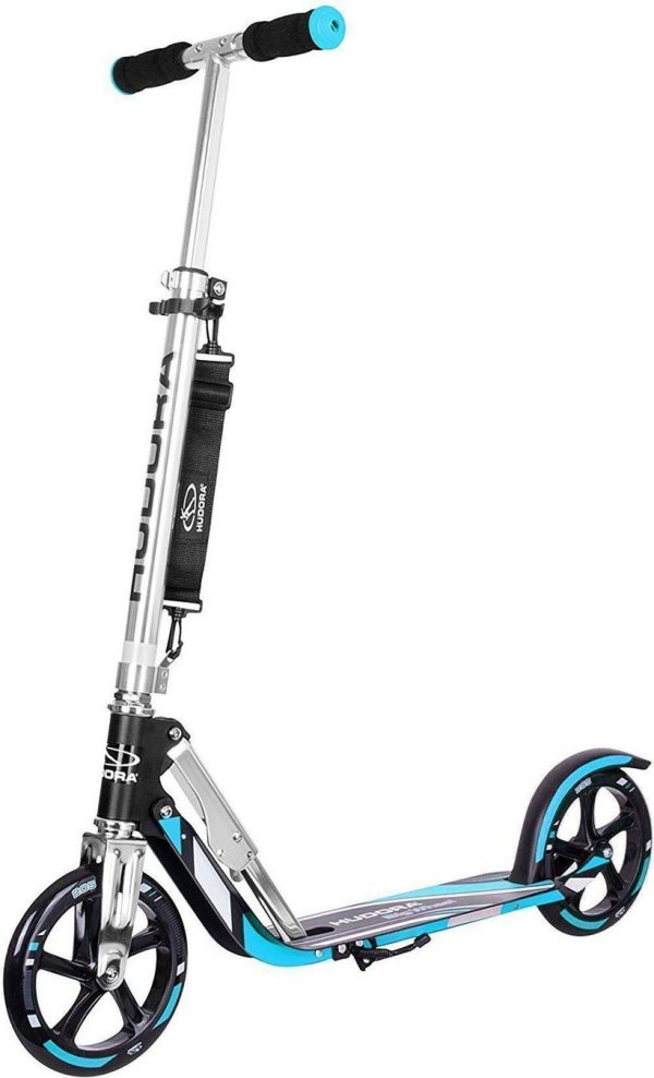 01 Scooter Hudora Big Wheel RX Pro 205