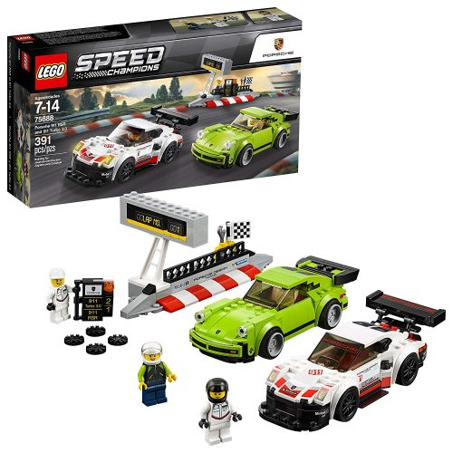 01 Speed Champions Porsche 911 RSR Und 911 Turbo 3.0