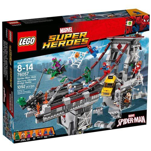 01 Spider Man Ultimatives Brückenduell Der Web Warriors