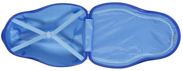02 Kinderkofferset 2tlg Bär Blau