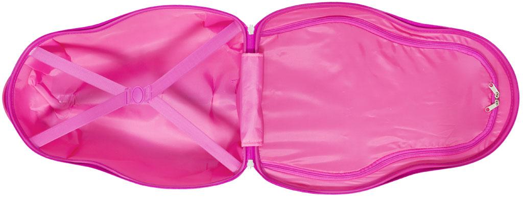 02 Kinderkofferset 2tlg Bär Pink