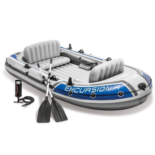 01 Schlauchboot Intex Excursion 4