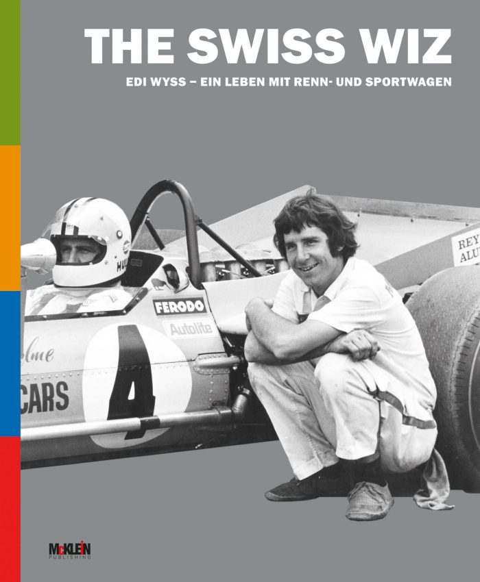 Buch The Swiss Wiz Edi Wyss Biographie Cover 3D Serag AG 02