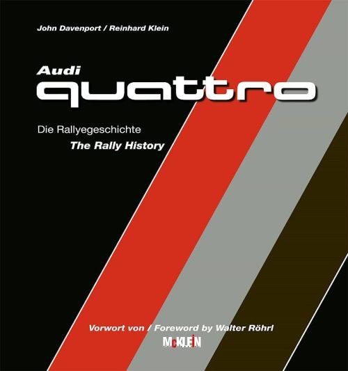 01 Audi Quattro Cover