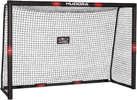 01 Fussballtor Hudora Pro Tect 240