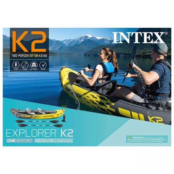 Intex Kajak Explorer K2 - 2