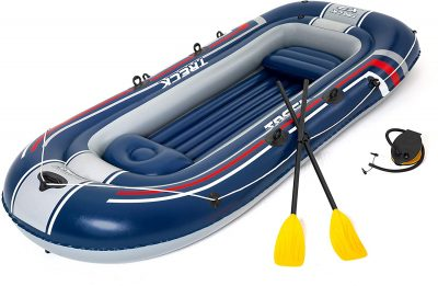 61110 Bestway Schlauchboot Hydro Force Treck X3 1
