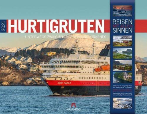 00 Kalender 2021 Hurtigruten Ackermann KunstVerlag Serag AG 0