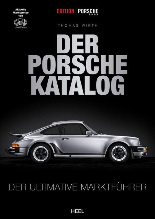 01 Buchcover Der Porsche Katalog Heel Verlag Serag AG 1