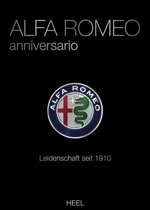 Alfa Romeo Anniversario_Heel Verlag_Serag AG