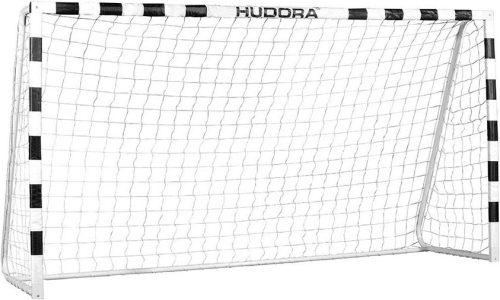 01 Hudora Fussballtor Stadion 76909