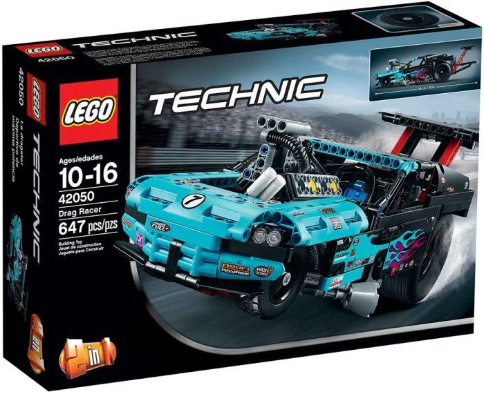 01 Lego 42050 Technic™ Drag Racer