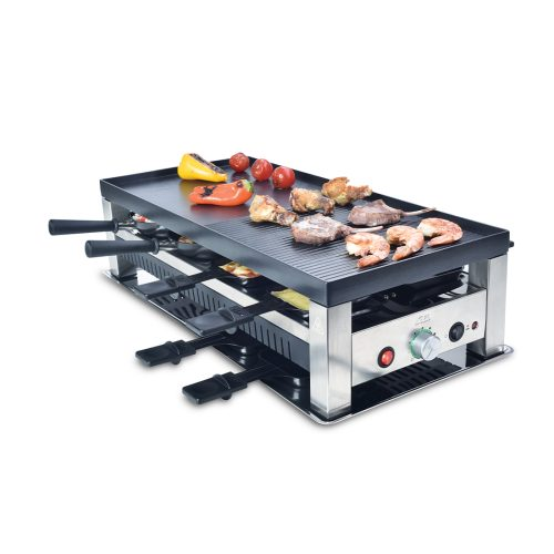 01 SOLIS 5 In 1 Table Grill Typ 791