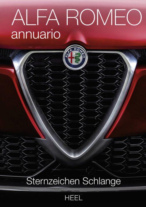 Alfa Romeo Annuario 2018_Heel Verlag_Serag AG
