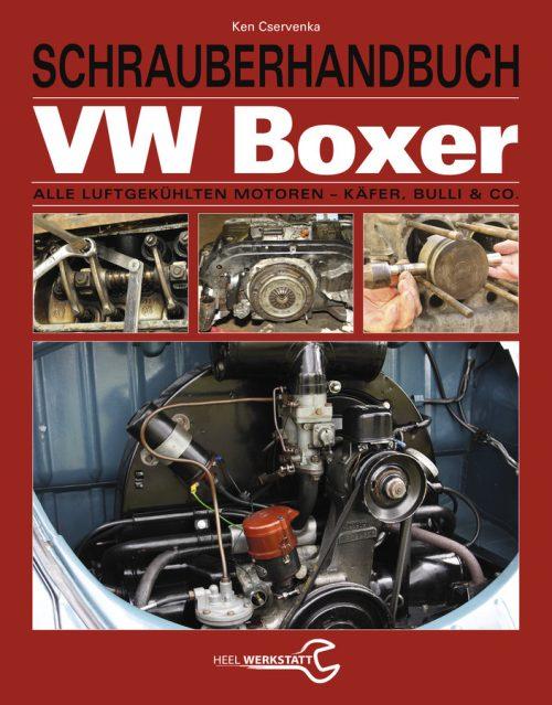 schraubenhandbuch VW Boxer_Heel Verlag_Serag AG