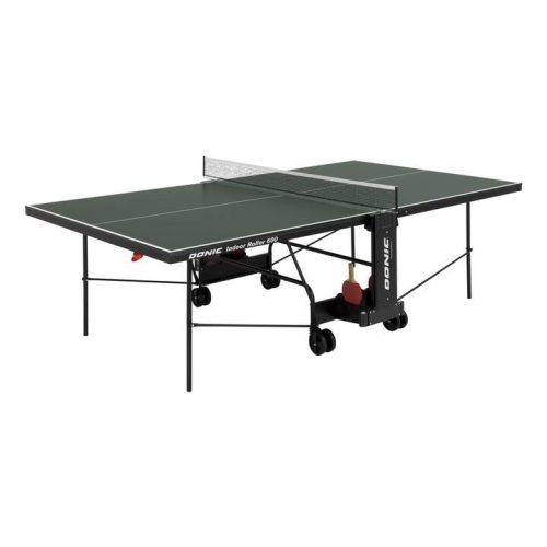 DONIC Indoor Roller 600 Tischtennistisch Gruen_Serag AG 1