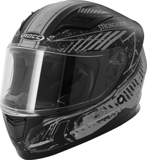 Kinder Schutzkleidung Actionbikes Rocc 415 Dekor JR Helm Schwarz Für Dirtbikes Oder Miniquad Serag AG 1