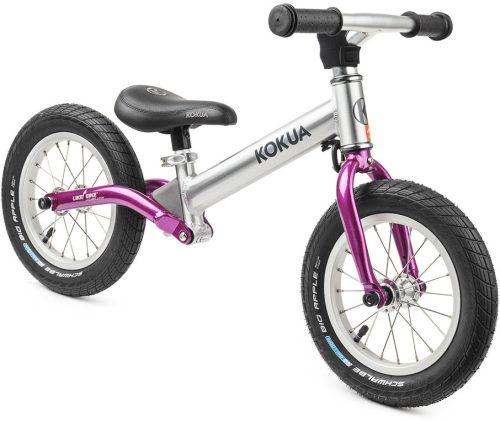 01 Laufrad Likeabike Von Kokua Jumper Pink Aus Alu Bei Serag AG 1