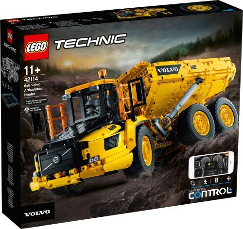 Lego 42114 Technic Knickgelenkter Volvo Dumper Serag AG 1