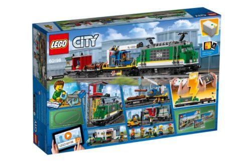 Lego City 60198 Güterzug Serag AG 1