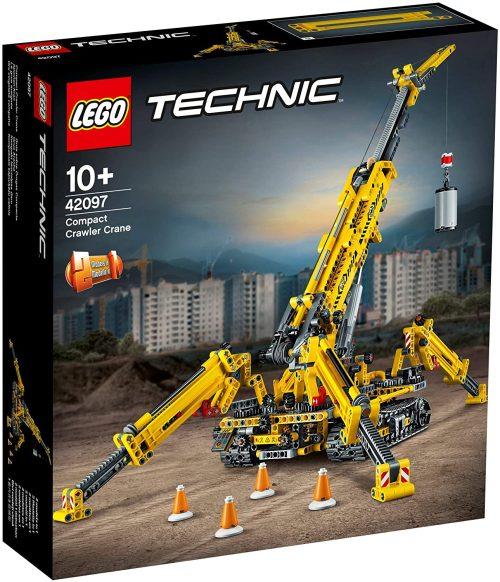 Lego Technic 42097 Spinnen Kran Serag AG 1