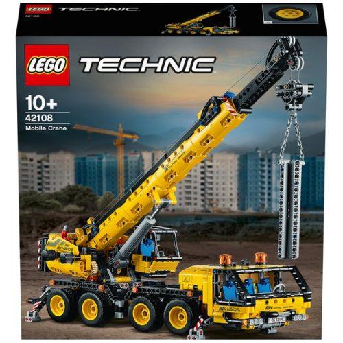 Lego Technic 42108 Kran LKW Serag AG 1