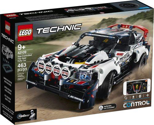 Lego Technic 42109 Top Gear Rally Auto Mit App Serag AG 1