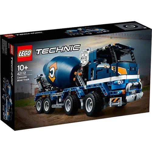 Lego Technic 42112 Betonmischer LKW Serag AG 1