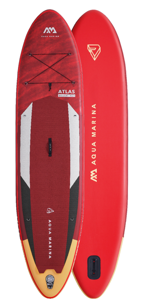 Aqua Marina All Around ISUP Atlas 366x84x15 Rot Bei Serag AG 1